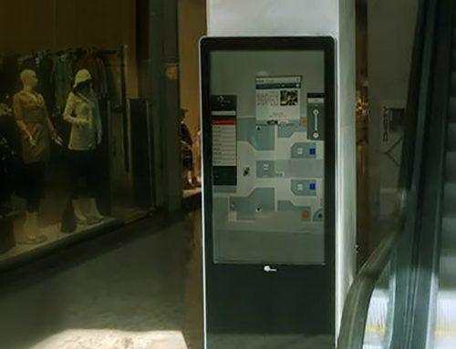 کیوسک های مسیریابی نیوتک اینبار در تشریفات اهواز