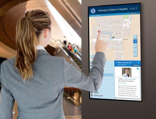 موج جدید تکنولوژی کیوسک های اطلاع رسانی در بیمارستان ها