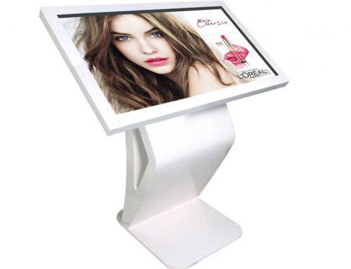 تکنولوژی کیوسک های لمسی در فروشگاه های آرایشی!