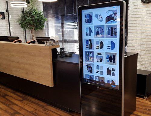 کیوسک آیفونی نیوتک در فروشگاه وب پوش