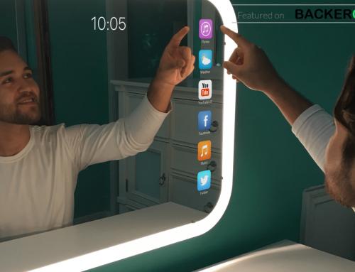 نسل جدید آینه های جادویی!