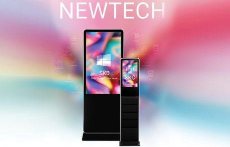 طیف وسیع محصولات نیوتک در آل این وان های ویندوزی و اندرویدی لمسی