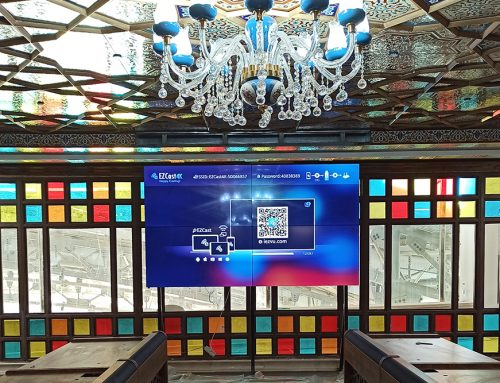 جی پلاس ال جی در نمایشگاه اصفهان